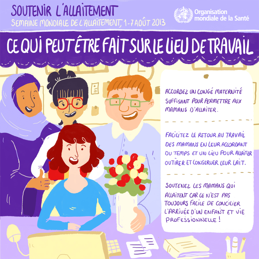 WHO_breastfeeding_graphic_workplace_fr